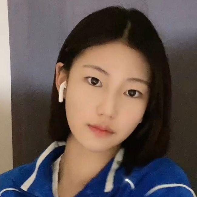 송지아 인스타그램
