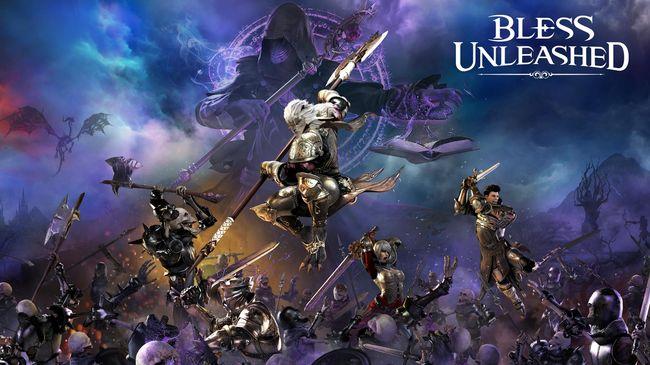 네오위즈 '블레스 언리쉬드', PS4 버전 10월 22일 출시