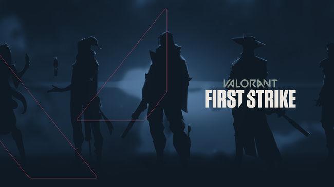 라이엇 게임즈, '발로란트' 첫 공식 대회 '퍼스트 스트라이크' 발표