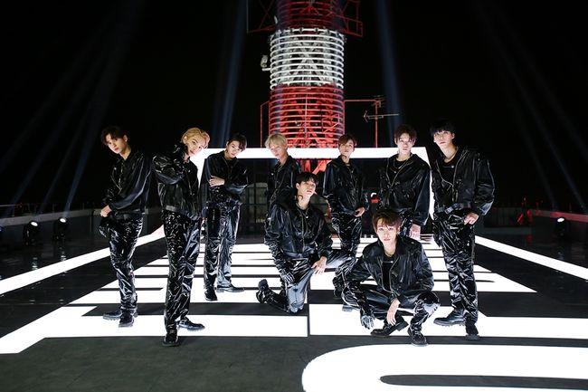 고스트나인, Mnet 단독 쇼케이스 도어로 성공적 데뷔..63빌딩 무대 압권
