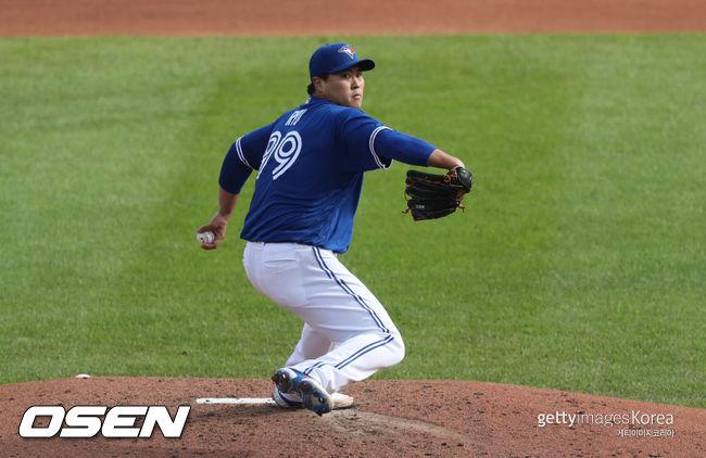'양키스 복수 성공' 류현진, 토론토 PS 확정...시즌 5승 ERA 2.69 마무리 [TOR 리뷰]