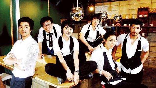 [사진=MBC 제공] '커피프린스 1호점' 공식 포스터.