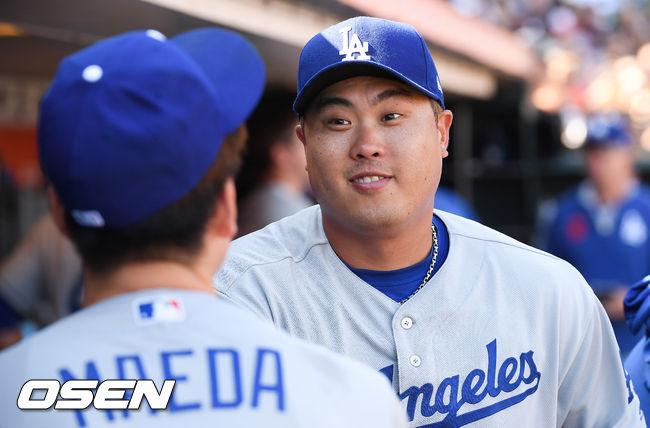 다저스 떠난 류현진과 마에다, 훌륭한 시즌 보냈다 美 기자