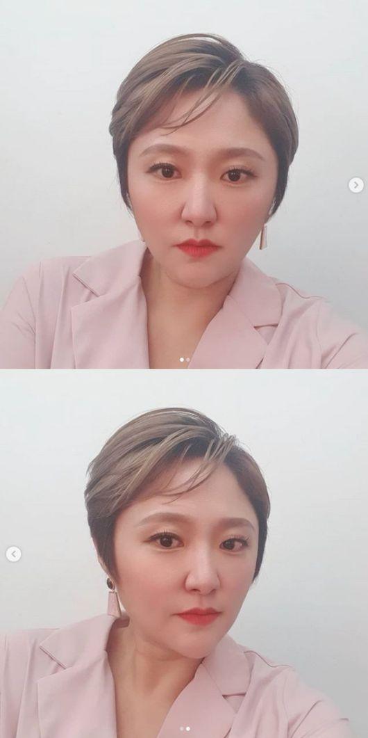 20kg 감량? 김현숙, 다이어트 하더니 얼굴이 반쪽..출산드라 맞나요[★SHOT!]