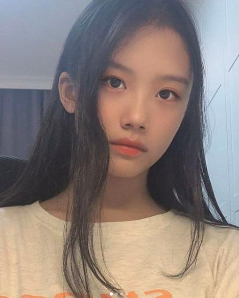 이동국 큰딸 재시, 14살 중학생 믿기지 않는 모델 미모..엄마 이수진 누구?[★SHOT!]