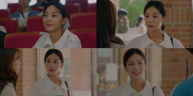 청춘기록 설인아, 박보검 첫사랑→로스쿨 여신으로 컴백..본격 활약