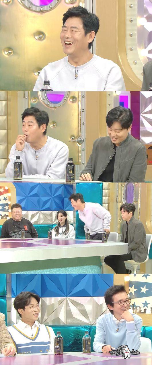 라스 성동일 방탄소년단 뷔x조인성x박보검, 동일하우스에선 그저 삼촌?