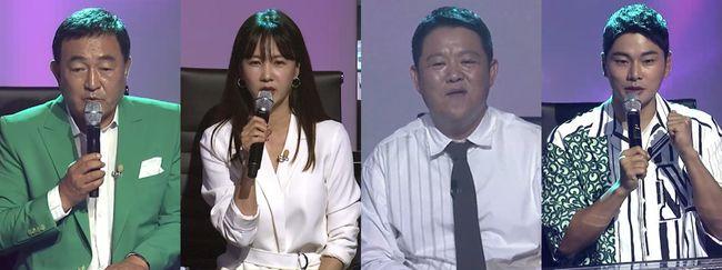 로또싱어 김구라→이이경, 예측단 합류..임채무 상금 내가 갖고파 고백