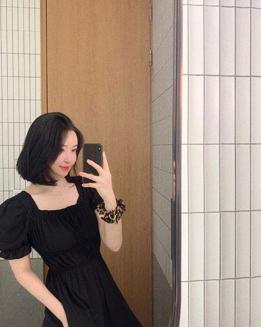 김유지, 新 단발병 유발자 등극…100번 옳은 변신에 ♥정준도 좋아요 [★SHOT!]