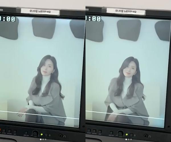 """'한재석♥' 박솔미, 애둘맘의 변신 """"오랜만에 촬영..백년만에 외식""""[★SHOT!]"""