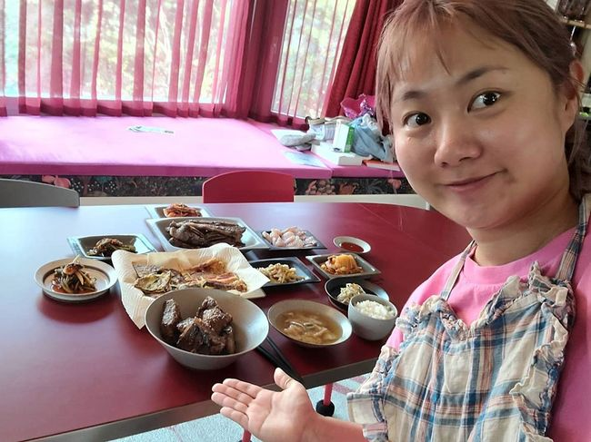 """박나래, 전라도 엄마 명절음식 자랑 """"이렇게 보내주고 먹을 게 없어서 어쩌냐고""""[★SHOT!]"""
