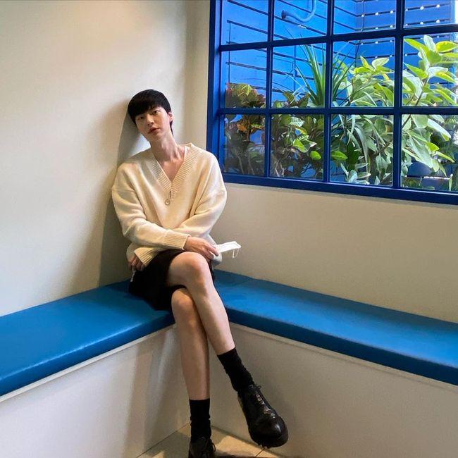 구혜선 이혼 안재현, 엘프남 맞네…2개월 만에 근황 공개 [★SHOT!]