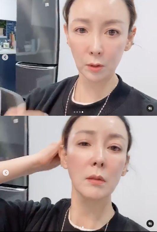 이상아 인스타그램