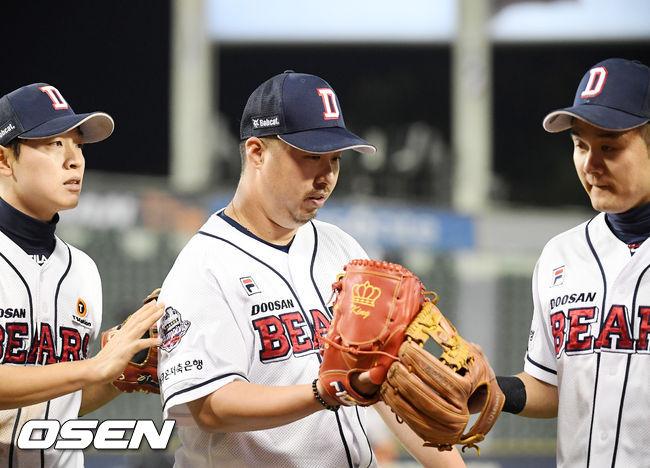 유희관, 두산 프랜차이즈 최초 8년 연속 10승 도전 끝인가 [오!쎈 잠실]