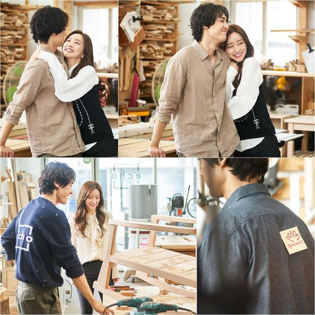 [사진=SBS 제공] '불새2020'의 배우 이재우(왼쪽부터)와 홍수아가 첫 방송부터 시선을 모았다. 사진은 촬영 중 스틸 컷.