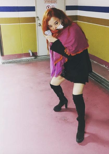 이준혁♥ 호란, 42살인데 꾸러기하네..주차장서 스웨그 포즈[★SHOT!]
