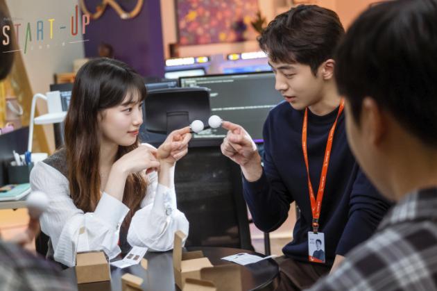 배수지♥남주혁, 시너지 케미 폭발..스타트업 화제성 올킬 [공식]