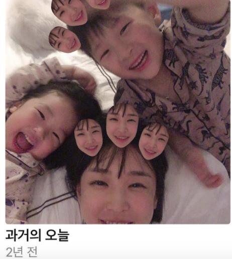 2남1녀♥ 양동근, 미녀 아내+붕어빵 남매 과거사진 보며 흐뭇 ★SHOT!]
