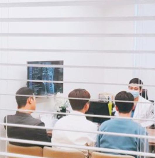 장영란, ♥한창 한의원에 귀한 손님들..장민호·영탁·이찬원·김희재·임영웅
