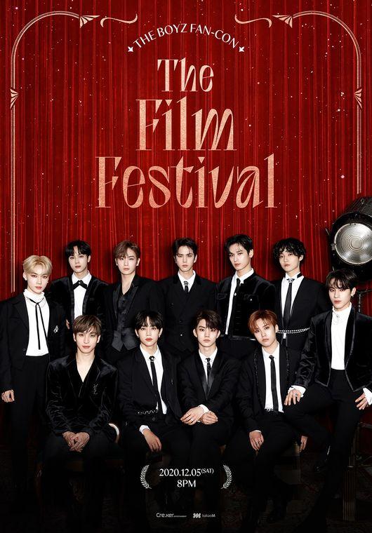 더보이즈,오늘(5일)온라인팬콘 '더 필름 페스티벌' 개최…'크리스마시'선공개 [공식]