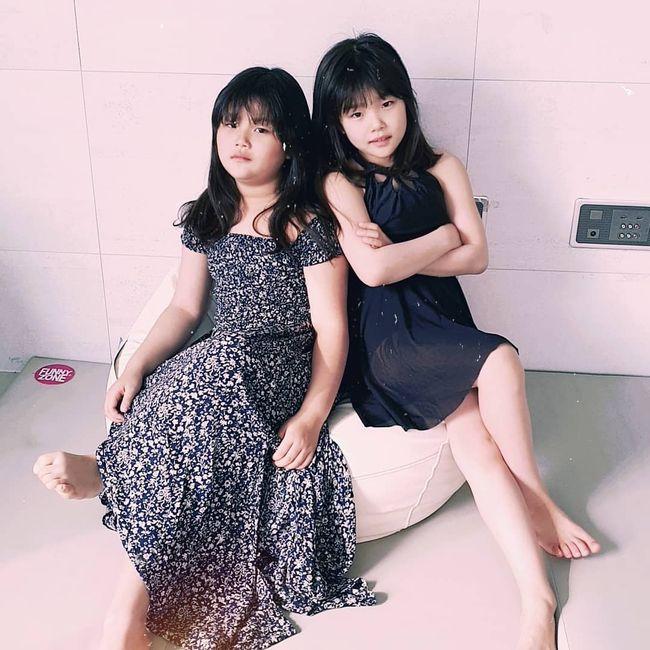 이동국 딸 서아x수아, 치명적이거나 귀엽거나…언니 재시 따라 모델 데뷔?