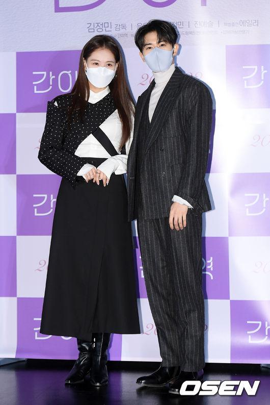 [사진]김재경-김동준,선남선녀 비주얼