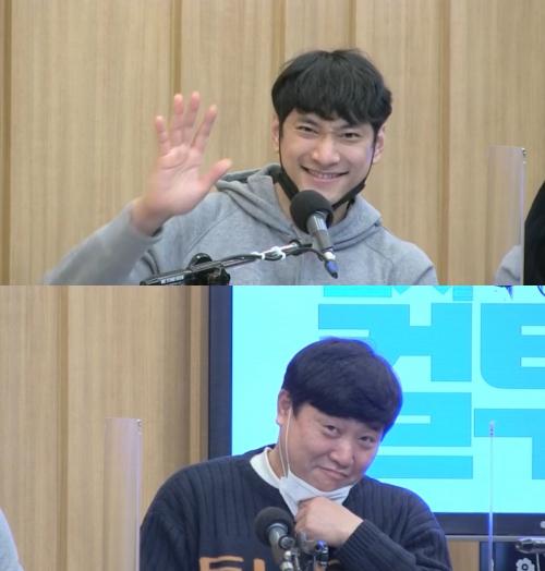 '얼짱'김요한 '안정환과의 외모 비교?  동시에 나는 낫다.[종합]