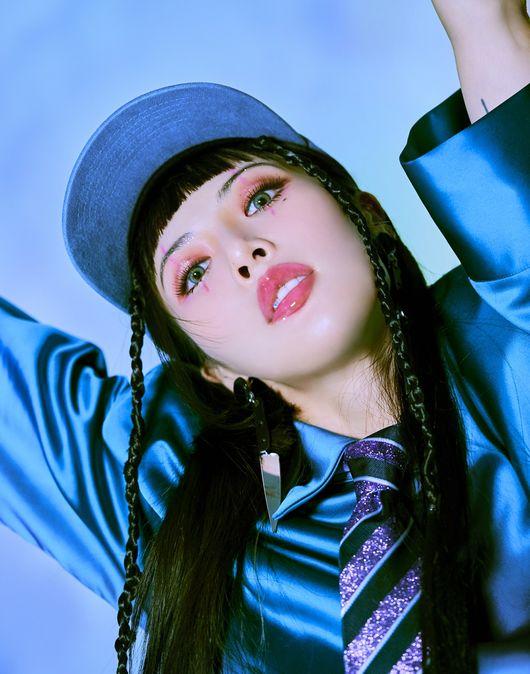 현아, 타이틀곡 'I'm Not Cool' 싸이 프로듀싱+현아·던·싸이 작사