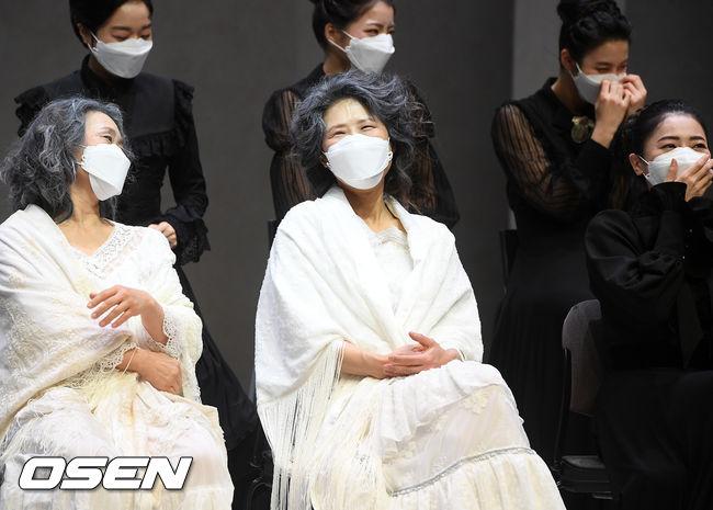 [사진]황석정,화기애애한 기자회견