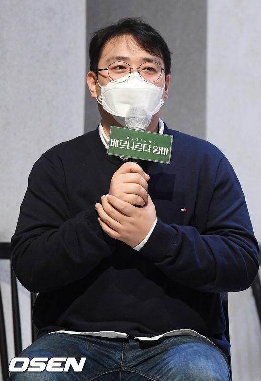[사진]뮤지컬 베르나르다 알바의 연태흠 연출