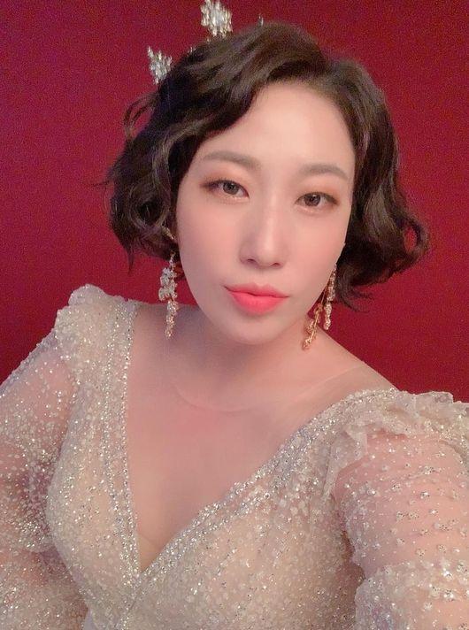 [단독] 윤승열♥ 김영희, 오늘(23일) 결혼→최근 A9미디어 전속계약 종료