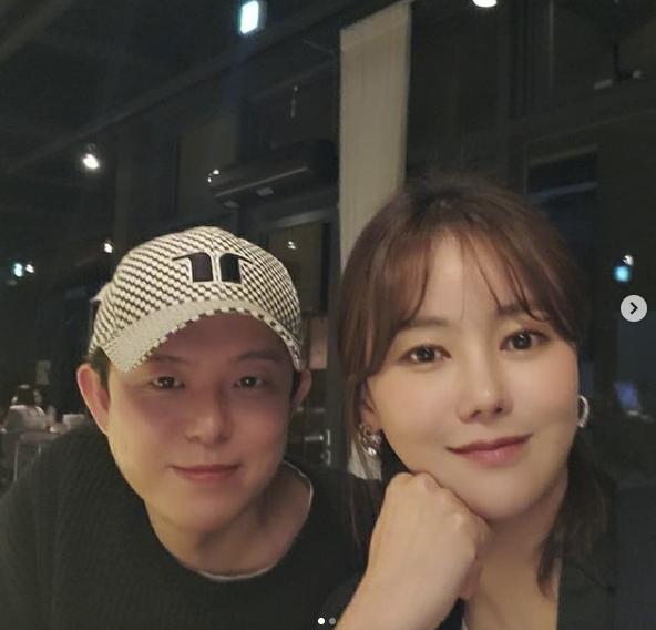 송지아 母 박연수, 토니안과 데이트? 무슨 인연이길래 선배님♡