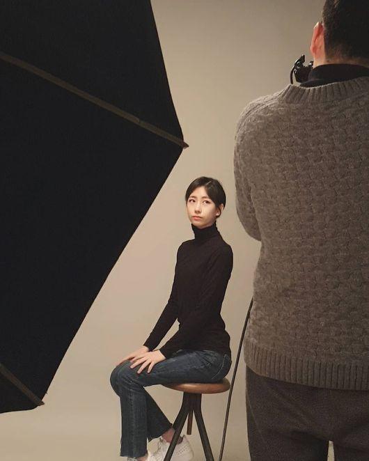 박찬민 딸 민하, 여배우 미모x모델 비율…무보정에 깜짝