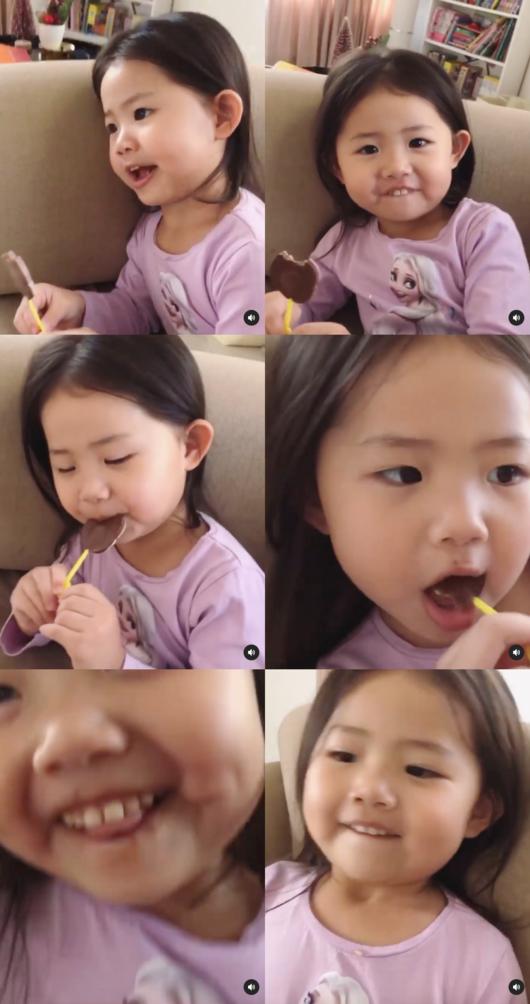 '태국댁' 양은지 3살 막내딸 한국 가면 5세반..이래서 셋째는 계획적으로 [Oh!마이 Baby]