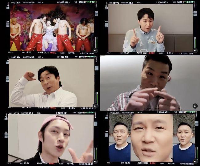 양세형→김희철, 현아 신곡 Im Not Cool 특급 지원사격 [★SHOT!]