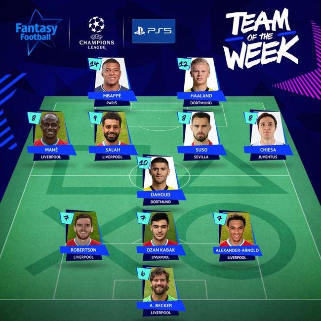 [사진] UEFA 트위터.