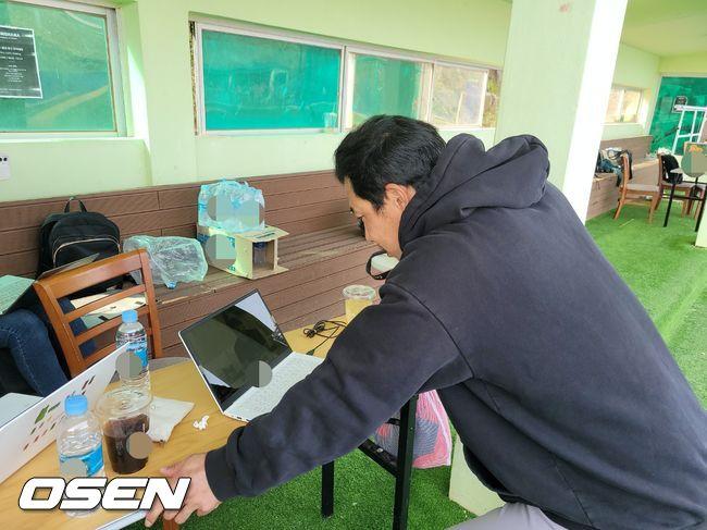 [OSEN=제주, 홍지수 기자] 베테랑 김강민이 동갑 친구 추신수의 합류를 반겼다.