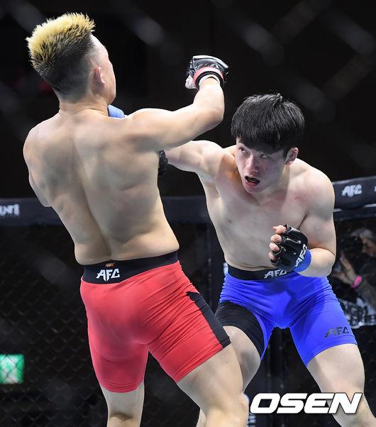 [사진]김시원,승리를 결정짓자