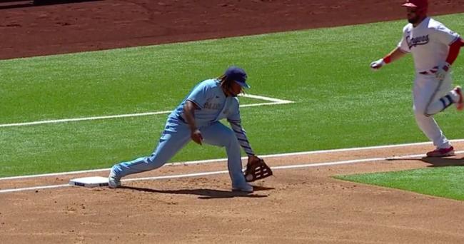 [사진] MLB.tv 중계 화면.