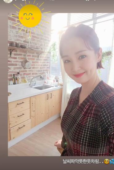 女라이더→아니운서 컴백? 오정연, 가죽자켓 벗고 요조숙녀 모드 ON