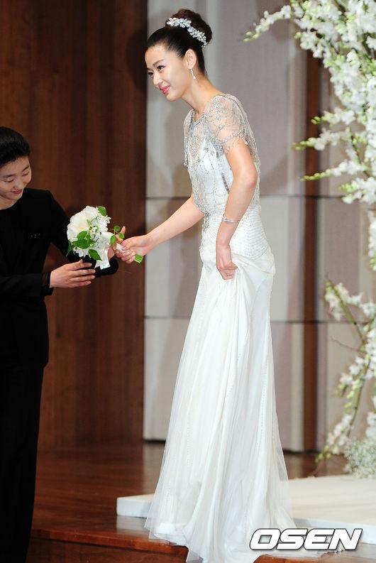 [OSEN DB] 2012년 4월 13일 전지현 결혼식 포토타임