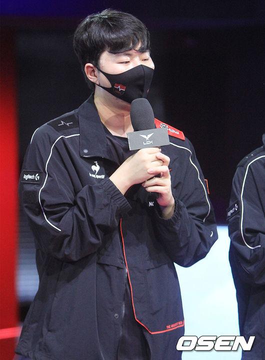 [사진] 고리 김태우, 2년만의 LCK 복귀전, 개인적으로 아쉬어