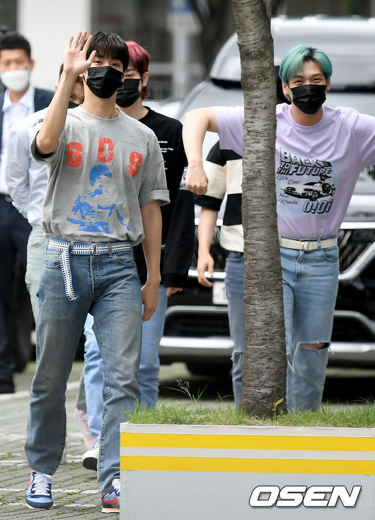 [사진]엔플라잉 승협-재현,우리가 간다