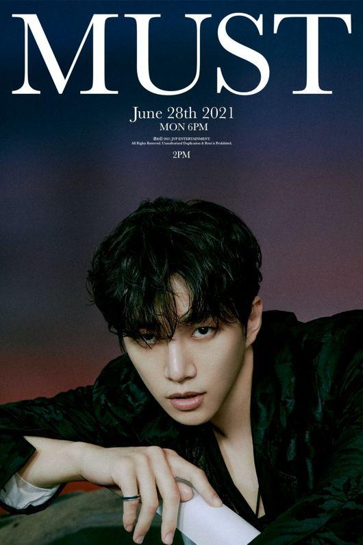 컴백 2PM 준호, 우리집 열풍 이을 업그레이드 매력