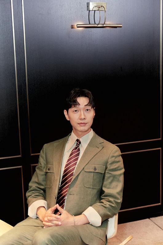 빛나는순간 지현우 33살 연하 연기로 정점 찍자? 그런 야망 없다 [인터뷰②]
