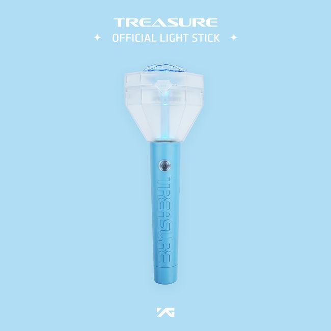 YG 트레저, 보석함 콘셉트 응원봉 출시..트레저 메이커와 함께하겠다는 의지 [공식]
