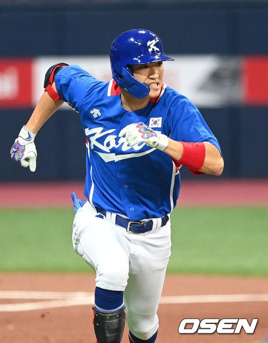 [사진]박해민,달려라 달려