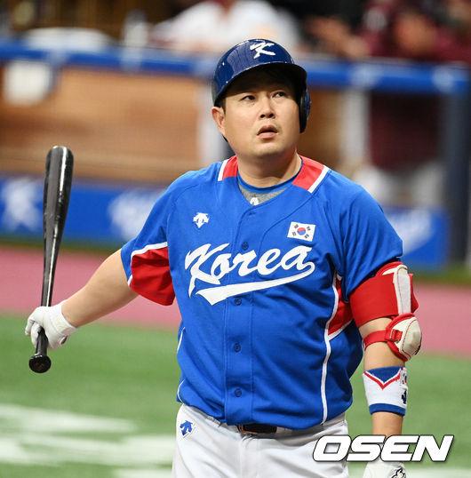 [OSEN=지형준 기자] 도쿄올림픽 야구대표팀 양의지  2021.07.25 /jpnews@osen.co.kr