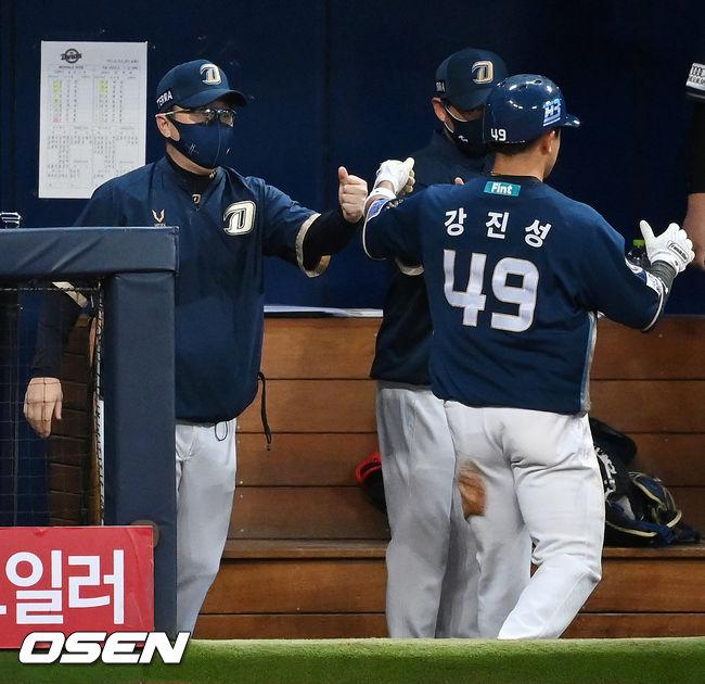 NC 다이노스 이동욱 감독 /OSEN DB