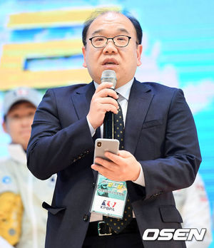 [OSEN=이동해 기자] 김선웅 선수협 사무총장 / eastsea@osen.co.kr